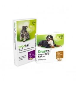 Drontal Dog Flavour - voor Honden