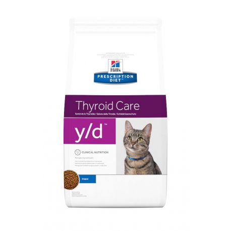Hill's Prescription Diet y/d Feline