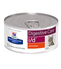 Prescription Diet i/d Feline blikvoer Kip