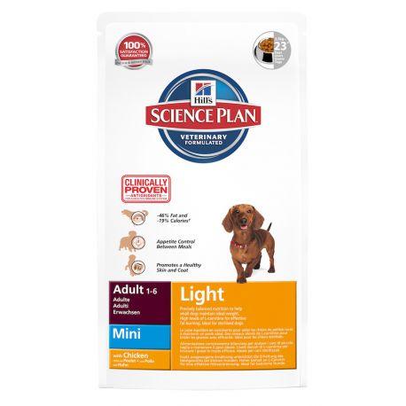 Science Plan Canine Adult Light Mini