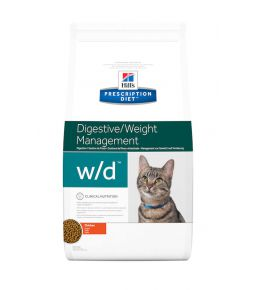 Hill's Prescription Diet w/d Feline