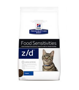 Hill's Prescription Diet z/d Low Allergen Feline