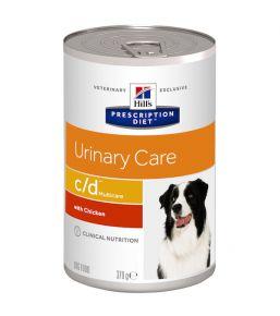 Prescription Diet C/D Canine (blikvoer)