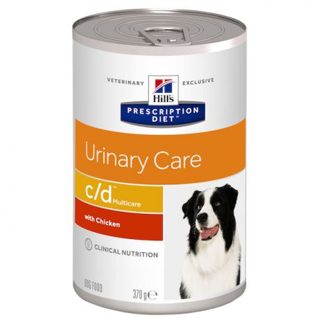 Prescription Diet C/D Canine (blikvoer)