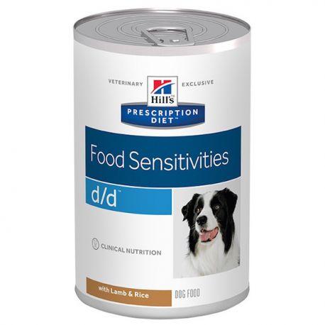 Prescription Diet D/D Canine Lam (blikvoer)