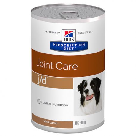 Prescription Diet Canine J/D (blikvoer)