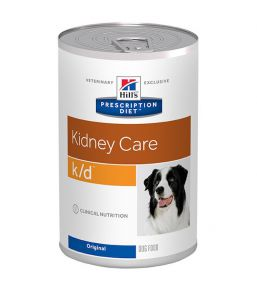 Prescription Diet Canine K/D (blikvoer)