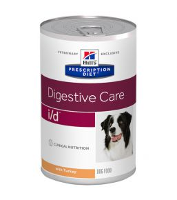 Prescription Diet I/D Canine (blikvoer)