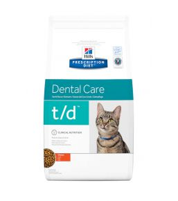 Hill's Prescription Diet t/d Feline