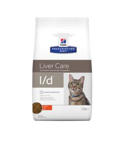 Hill's Prescription Diet l/d Feline
