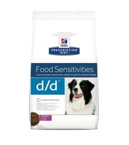 Prescription Diet Canine D/D Eend en Rijst