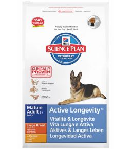 Science Plan Canine Mature 5+ Active Longevity Large Breed