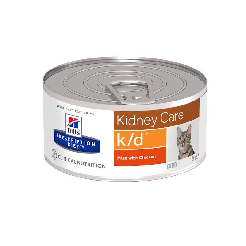 hill 39 s prescription diet k d feline blikken voor katten met nier of hart insuffici ntie. Black Bedroom Furniture Sets. Home Design Ideas