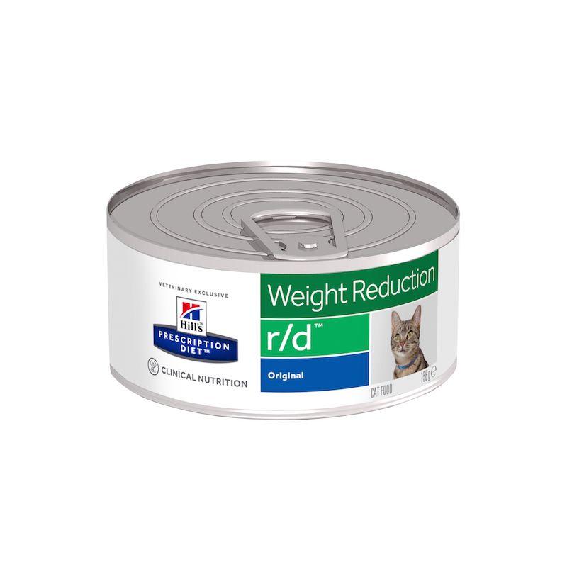 prescription diet r d feline blikvoer voor katten met overgewicht of suikerziekte hill 39 s. Black Bedroom Furniture Sets. Home Design Ideas