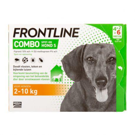 Frontline Combo Hond S