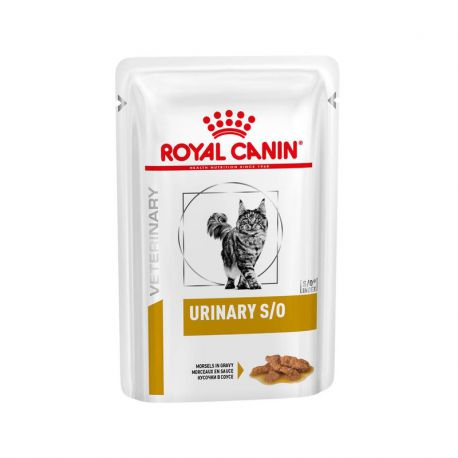Royal Canin Urinary S/O kat - Morsels in gravy