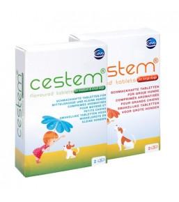Cestem - Ontwormingstabletten voor honden