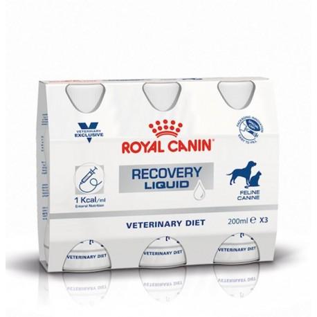 Royal Canin Recovery Vloeibaar - volledige voeding voor honden en katten