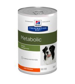 Hill's Prescription Diet Metabolic Canine (blik)