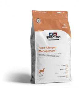 Specific CDD-HY Food Allergen Management