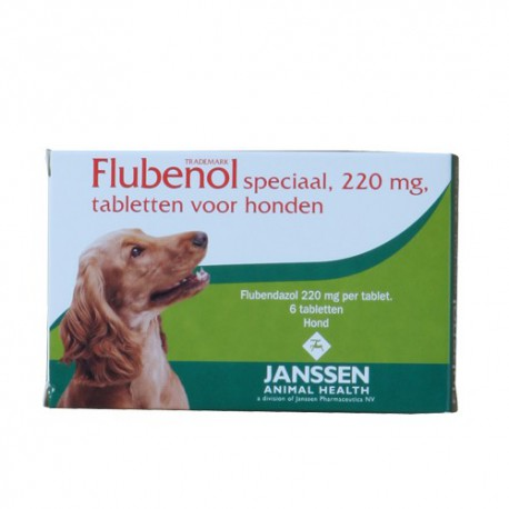 Flubenol Speciaal Tabletten