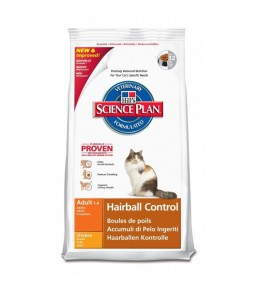 Science Plan Feline Adult Hairball Control