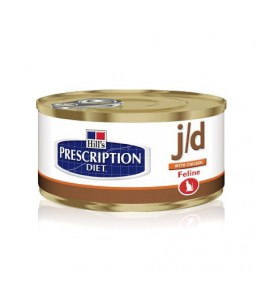 Hill's Prescription Diet j/d Feline (blik)