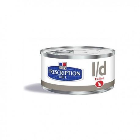 Hill's Prescription Diet l/d Feline (blik)