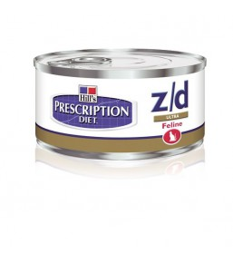 Hill's Prescription Diet z/d Ultra Allergeenvrij Feline (blikvoer)