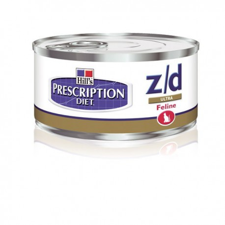 Hill's Prescription Diet z/d Ultra Feline (blik)