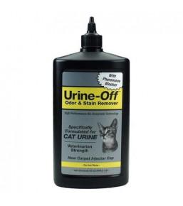 Urine-Off Chat - Flacon pour moquettes et tapis
