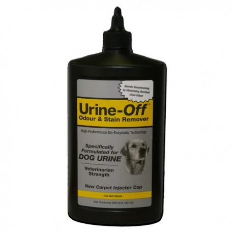 Urine-Off Chien - Flacon pour moquettes et tapis